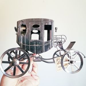Vintage Musical Carriage